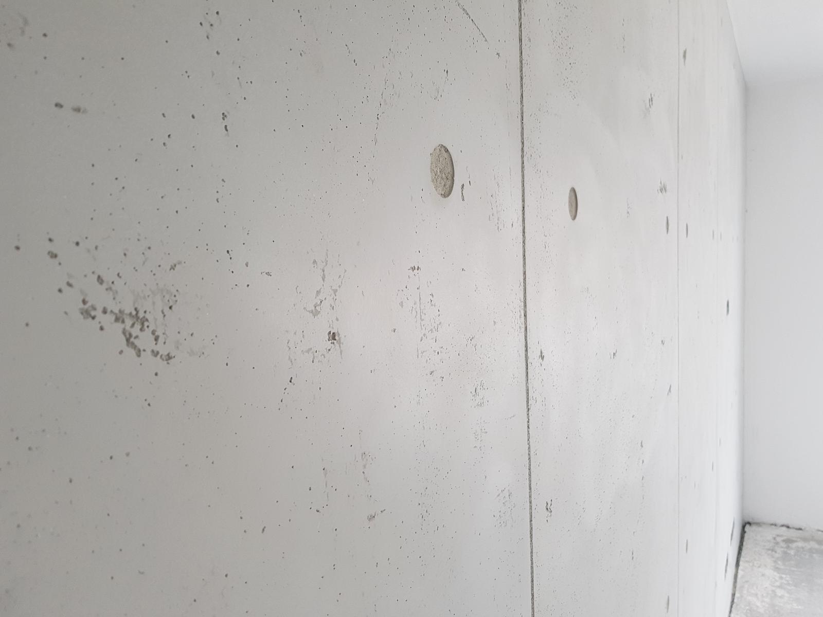 Pohľadový betón - Obrázok č. 1