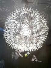 konečne máme lampu! svieti krásne!!!