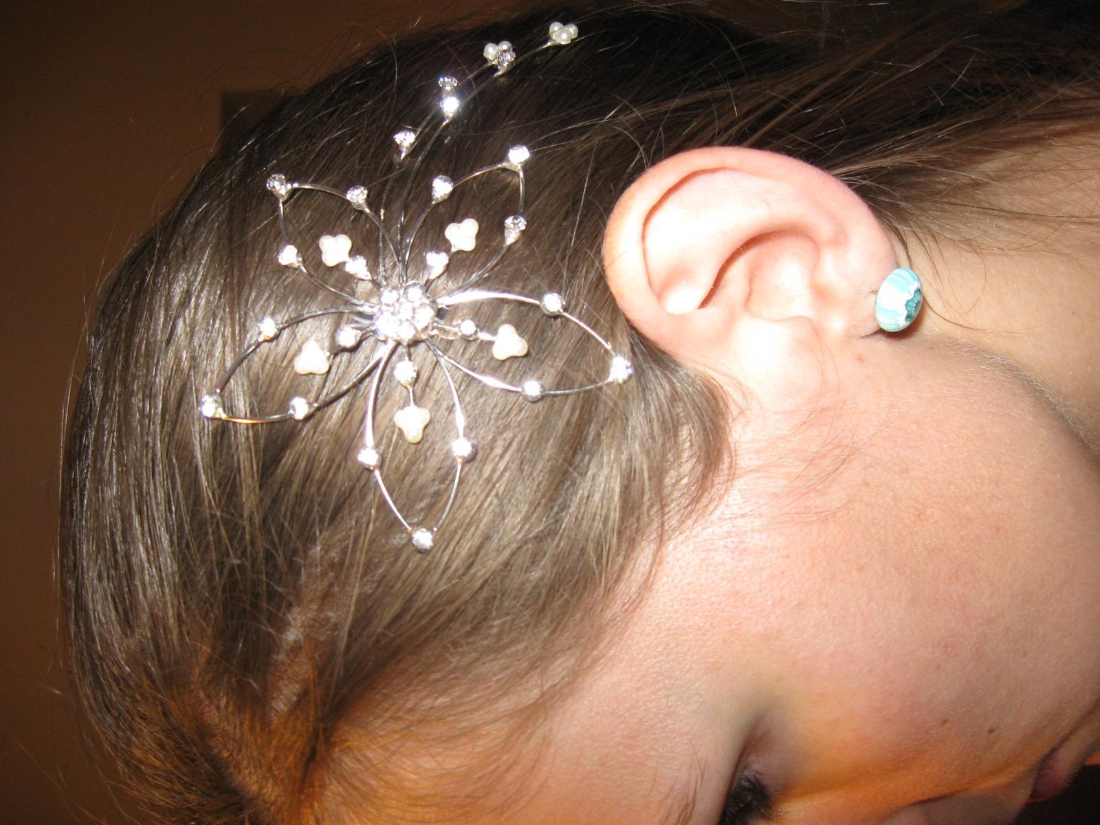 kvet hrebienok do vlasov - Obrázok č. 3