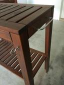 Odkládací stolek Ikea,
