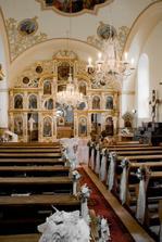 výzdoba nášho kostola