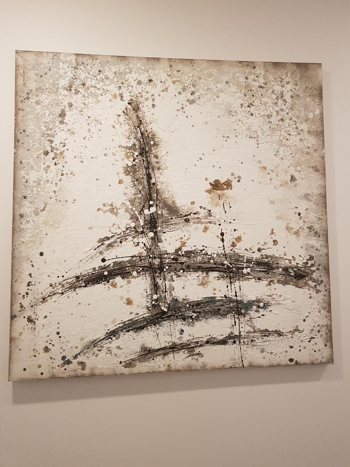 Abstraktný obraz - Obrázok č. 1