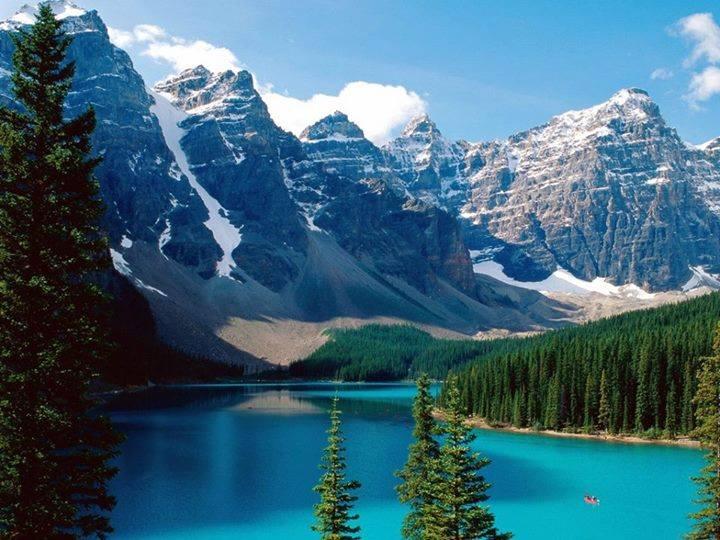 Honeymoon - Kanada - Banff