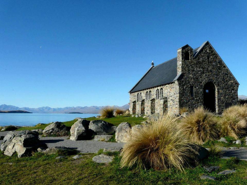 Honeymoon - Nový Zéland