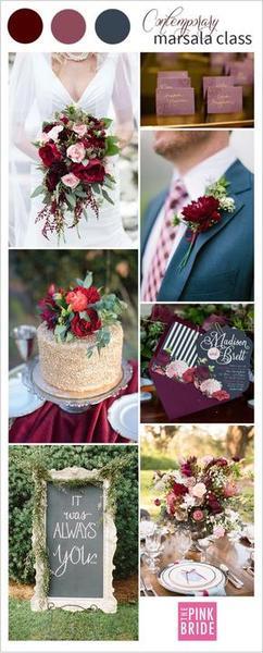 Barva Svatby Ke Konci Zari Jine Svatebni Prip