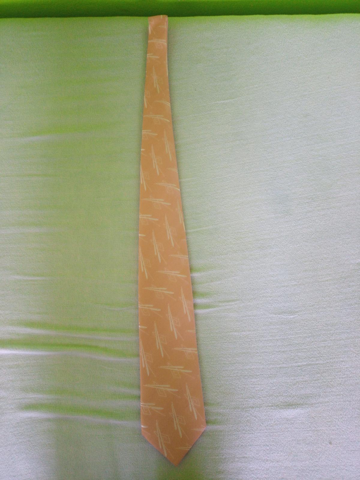 Lososvá kravata - Obrázok č. 1