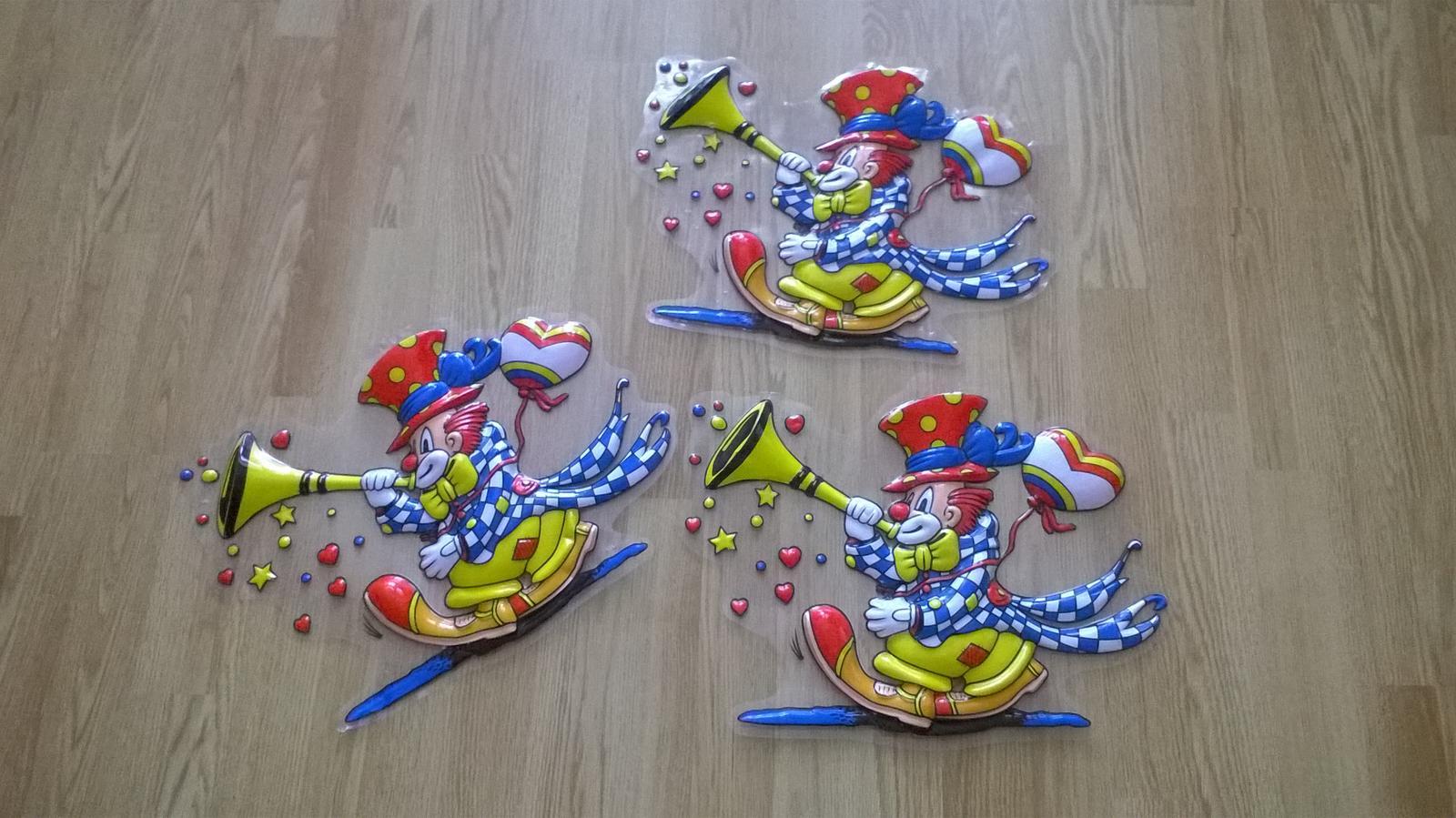 Dekoracia na stenu 3D do detskej izby 2x - Obrázok č. 1