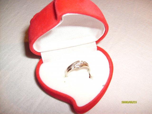 Moja svadba - Môj snubný prstienok