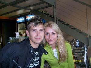 ja a môj budúci manžel