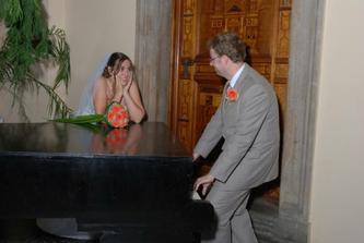 Lenča a její svatba 8.8. ve Vrchlabí