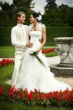 Hanička a její svatba 2.8. na Janově Hradě