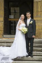 Evička a její svatba 2.8. v Lounech