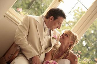 Lucka a její svatba 16.8. v Plzni