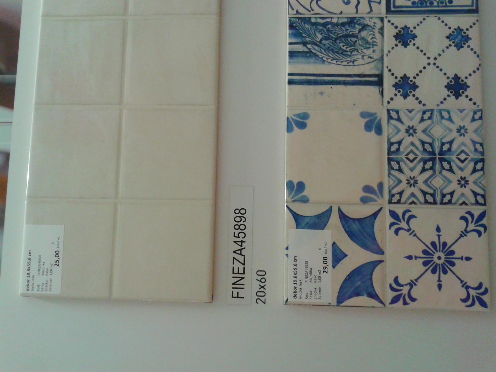Interiér - Namiesto modrej by som ale chcela skôr béžovú verziu.