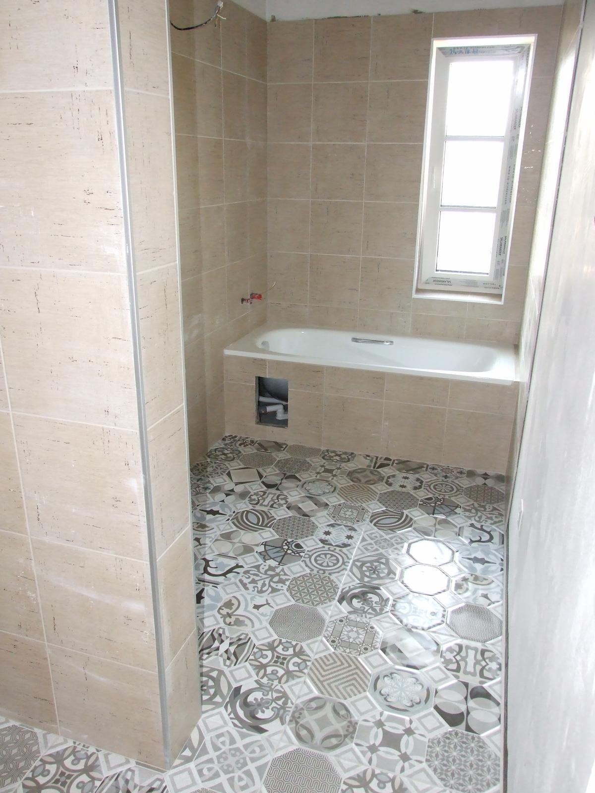 Interiér - kúpeľňová realita