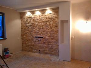 naša obývačka pred dokončením :3