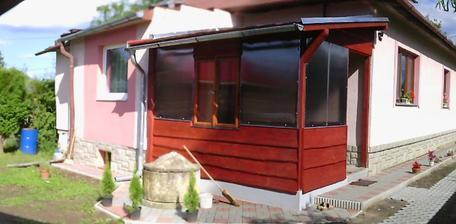 "Teraska ""veranda"""