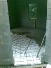 Izolácia + betón