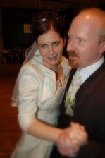 náš prvý tanec...