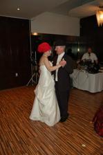 posledný tanček v bielom...