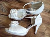 Svatební boty Ivory vel 38, 38