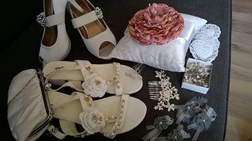 Moja svadba - inšpirácia na farebné prevedenie v bielej a staroružovej - Obrázok č. 6