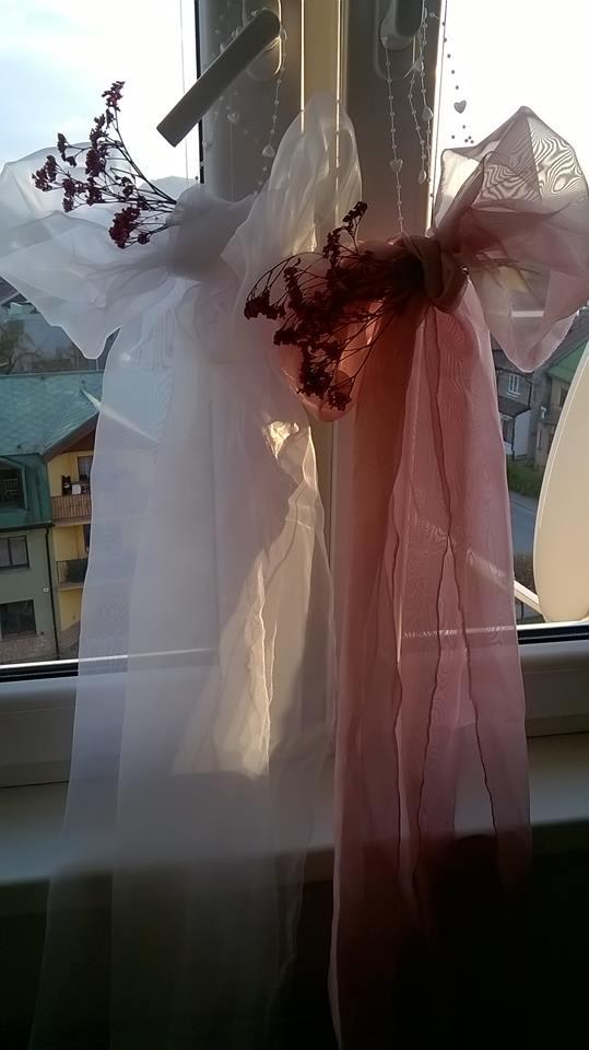 Moja svadba - inšpirácia na farebné prevedenie v bielej a staroružovej - Obrázok č. 21