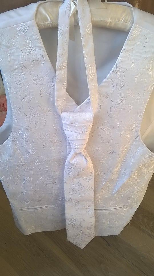 Moja svadba - inšpirácia na farebné prevedenie v bielej a staroružovej - Obrázok č. 35