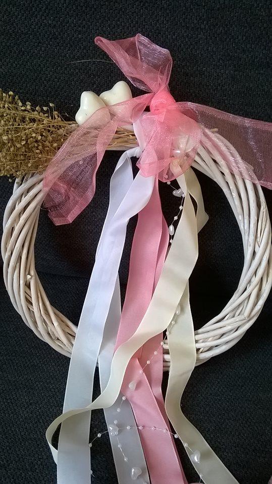 Moja svadba - inšpirácia na farebné prevedenie v bielej a staroružovej - Obrázok č. 47
