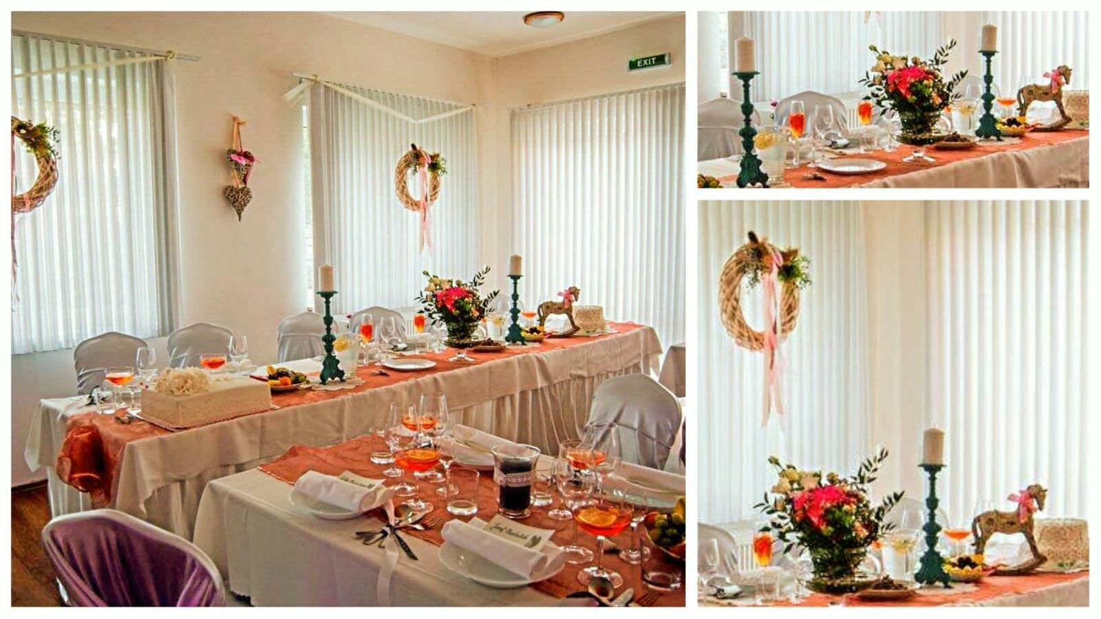 Moja svadba - inšpirácia na farebné prevedenie v bielej a staroružovej - Obrázok č. 52