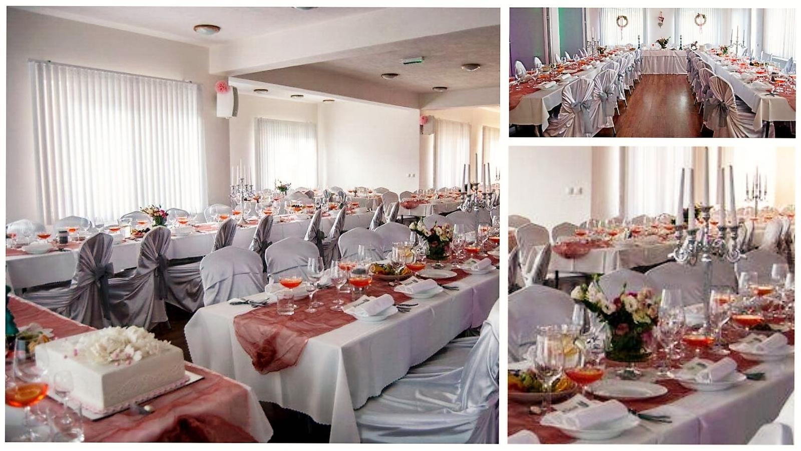 Moja svadba - inšpirácia na farebné prevedenie v bielej a staroružovej - Obrázok č. 54