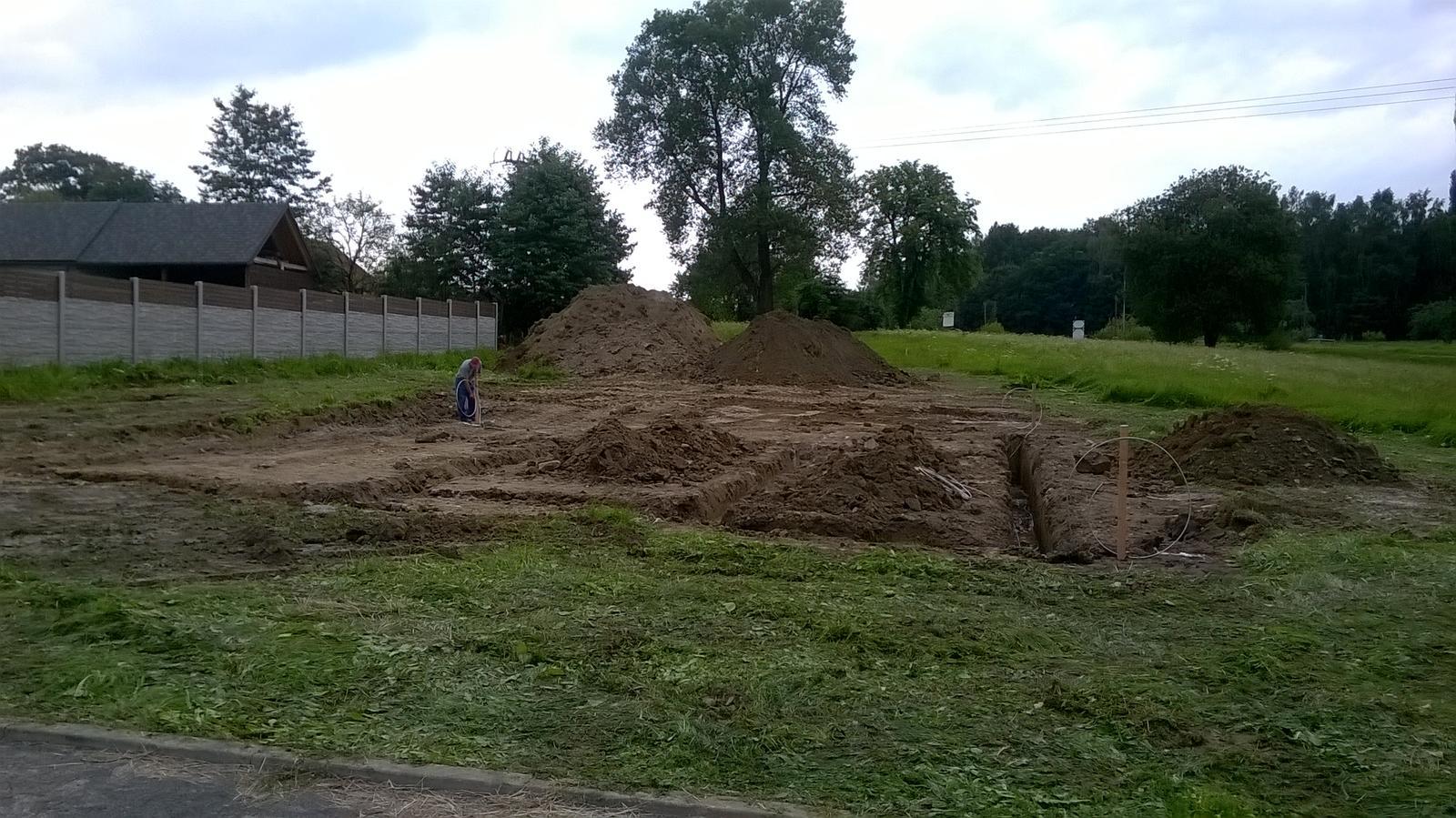Stavba dřevostavby - Obrázek č. 2