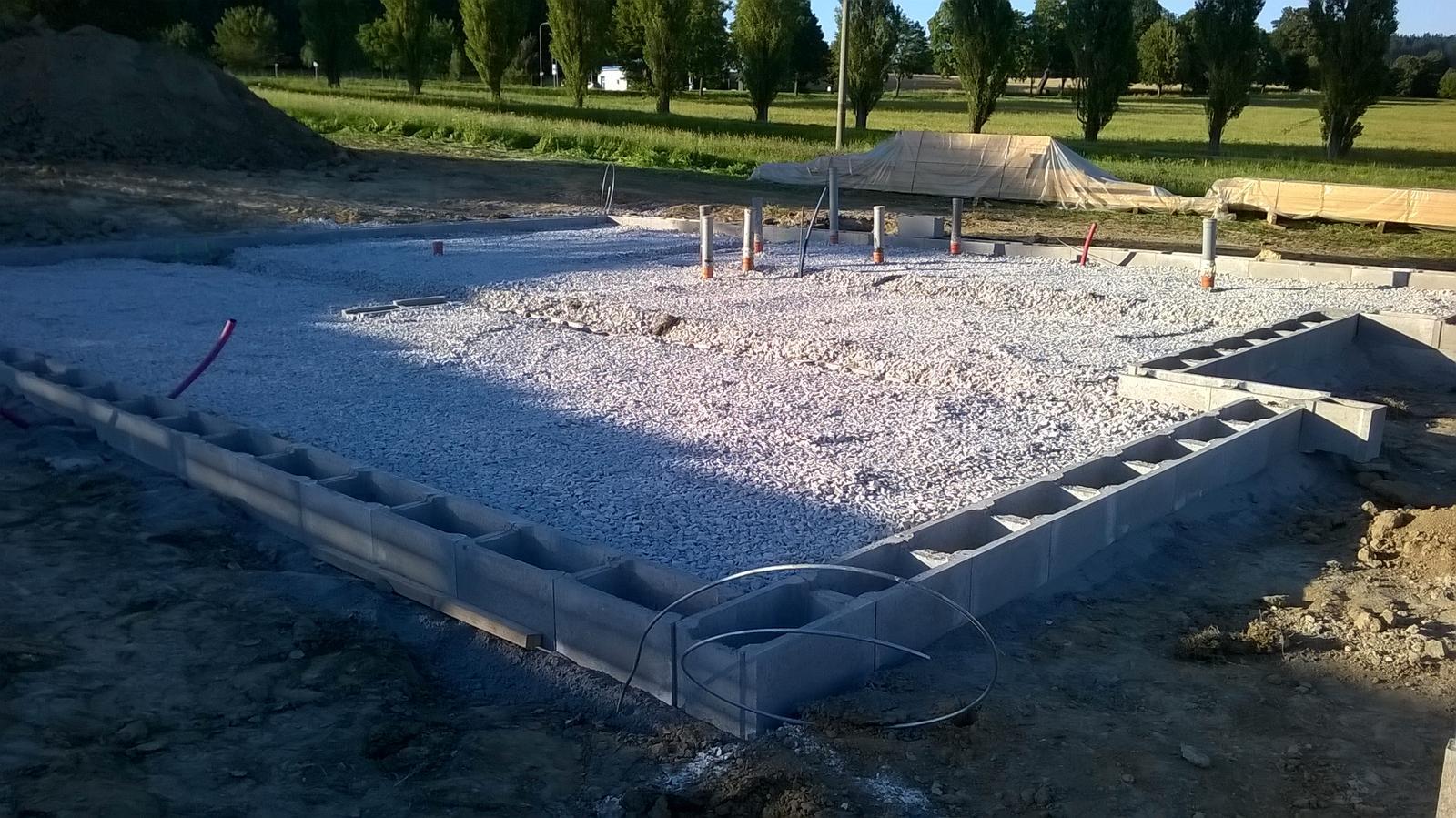 Stavba dřevostavby - Obrázek č. 3