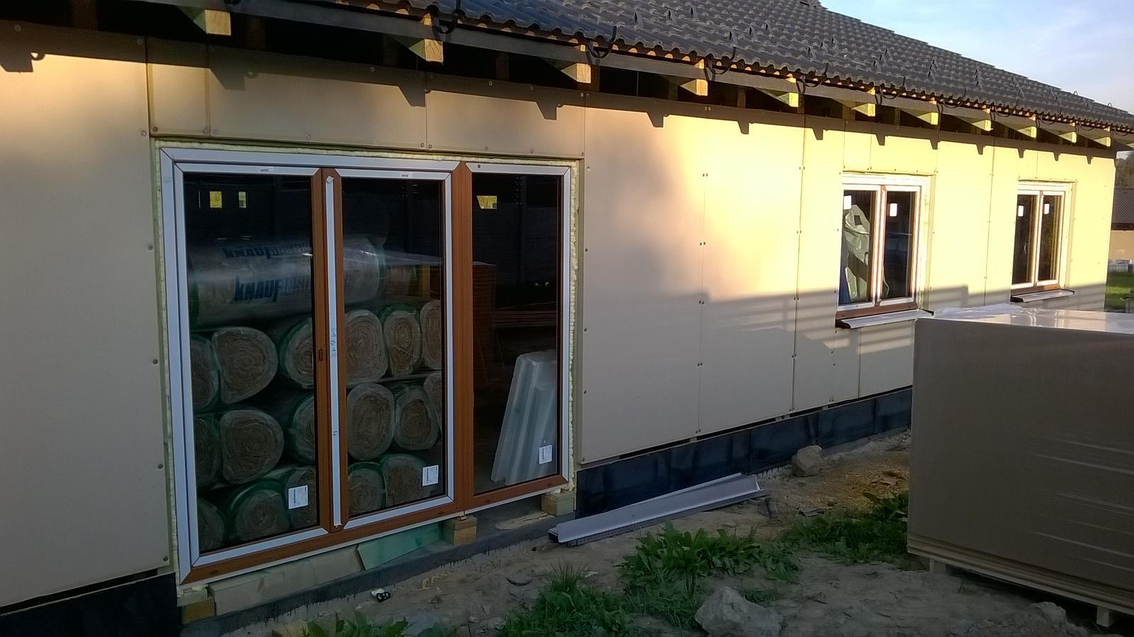 Stavba dřevostavby - Obrázek č. 14