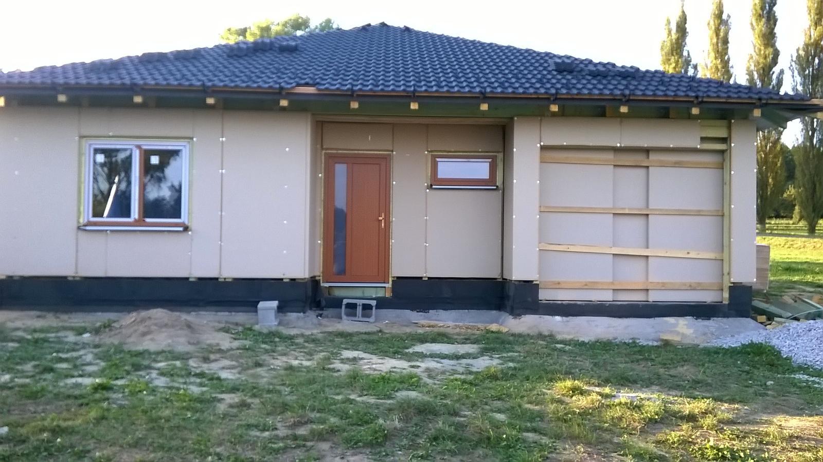 Stavba dřevostavby - Obrázek č. 15