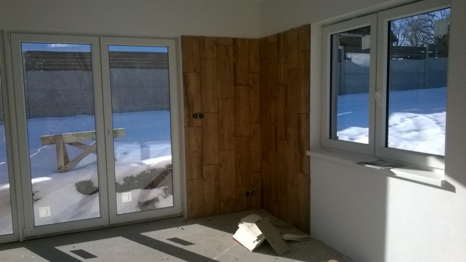 Stavba dřevostavby - Obrázek č. 27