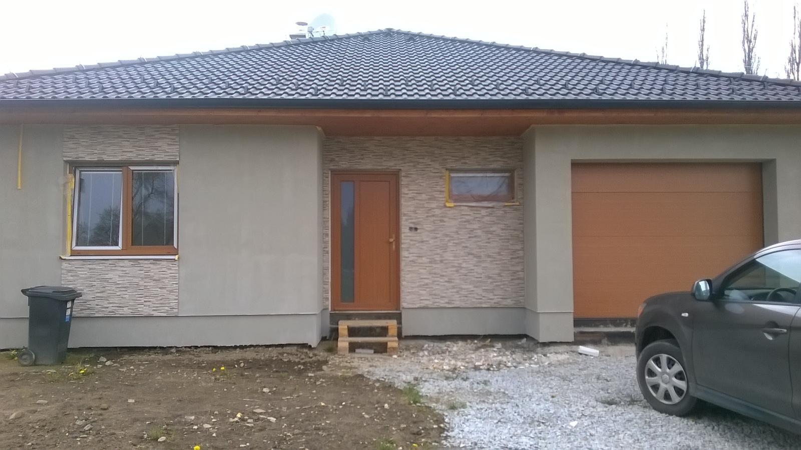 Stavba dřevostavby - Obrázek č. 48