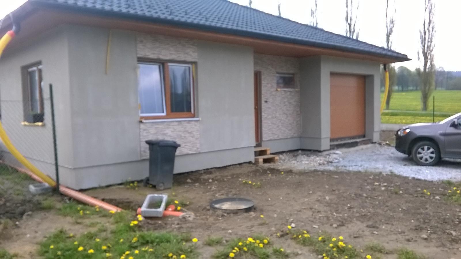 Stavba dřevostavby - Obrázek č. 50