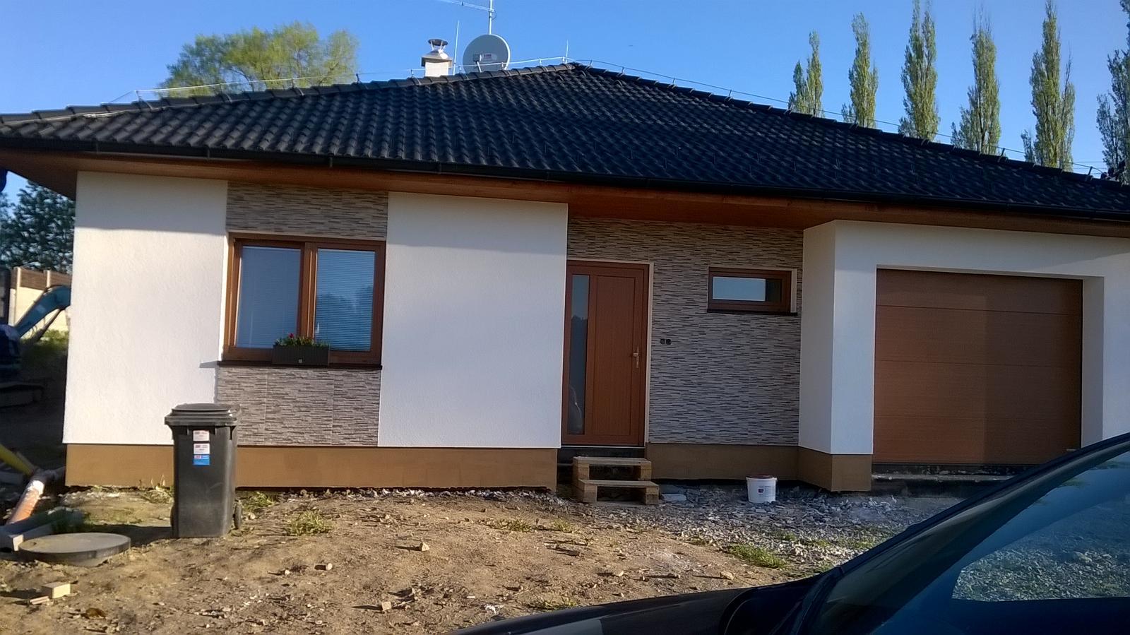 Stavba dřevostavby - Obrázek č. 57