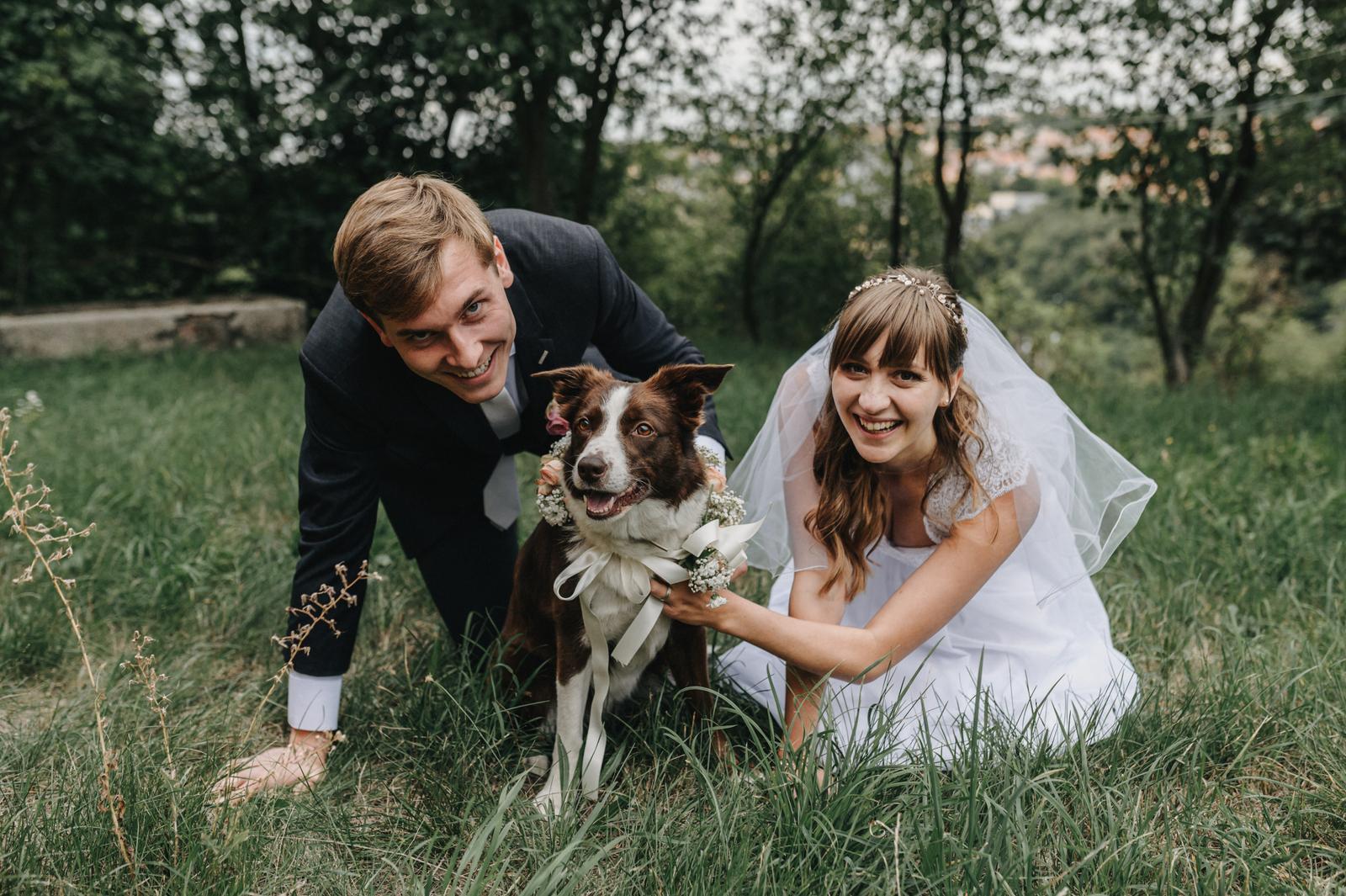 Naši fotografové - Štěpán & Terka (fotil Dan)