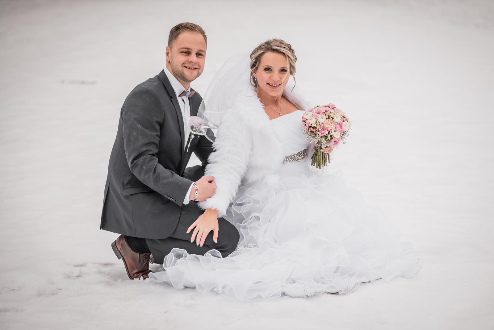 Akce zimní svatby - Obrázek č. 3