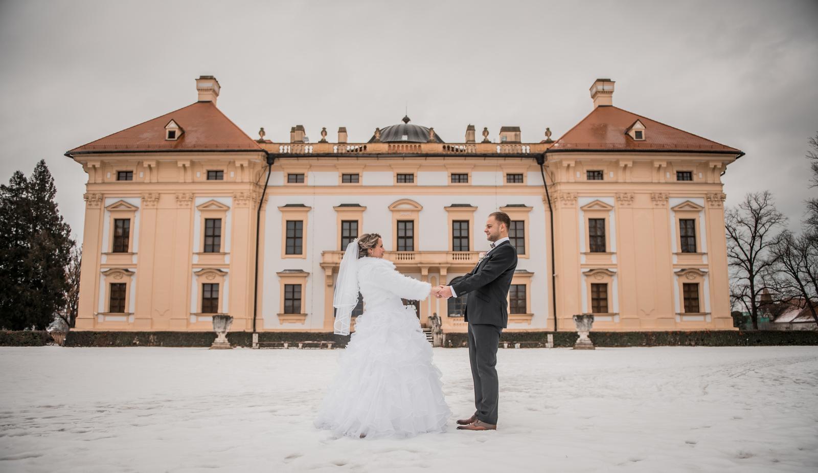 Akce zimní svatby - Obrázek č. 4