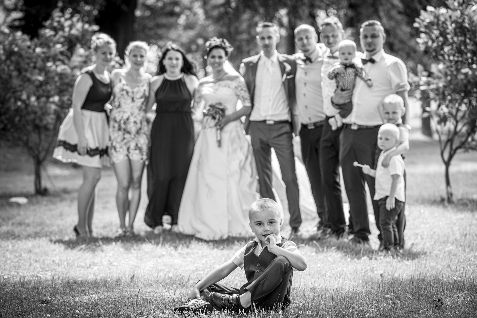 Svatba na zámku Chalupki - Obrázek č. 6