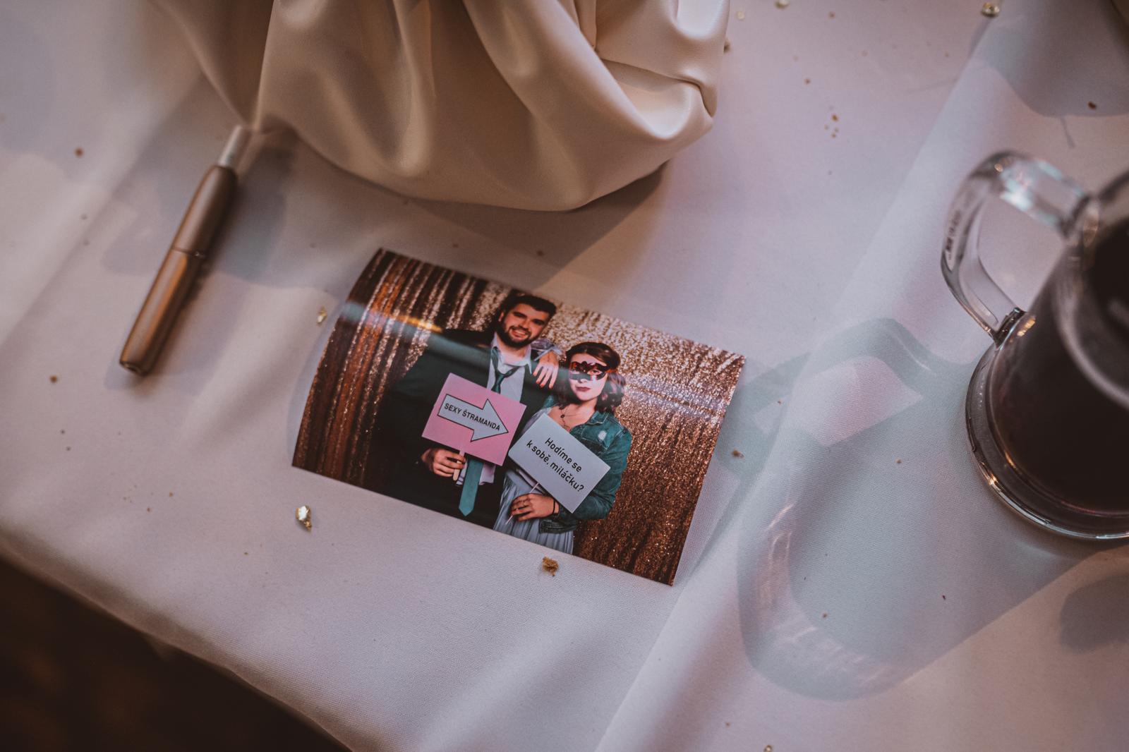 Svatební fotokoutek (s tiskem na místě i bez) - Obrázek č. 11