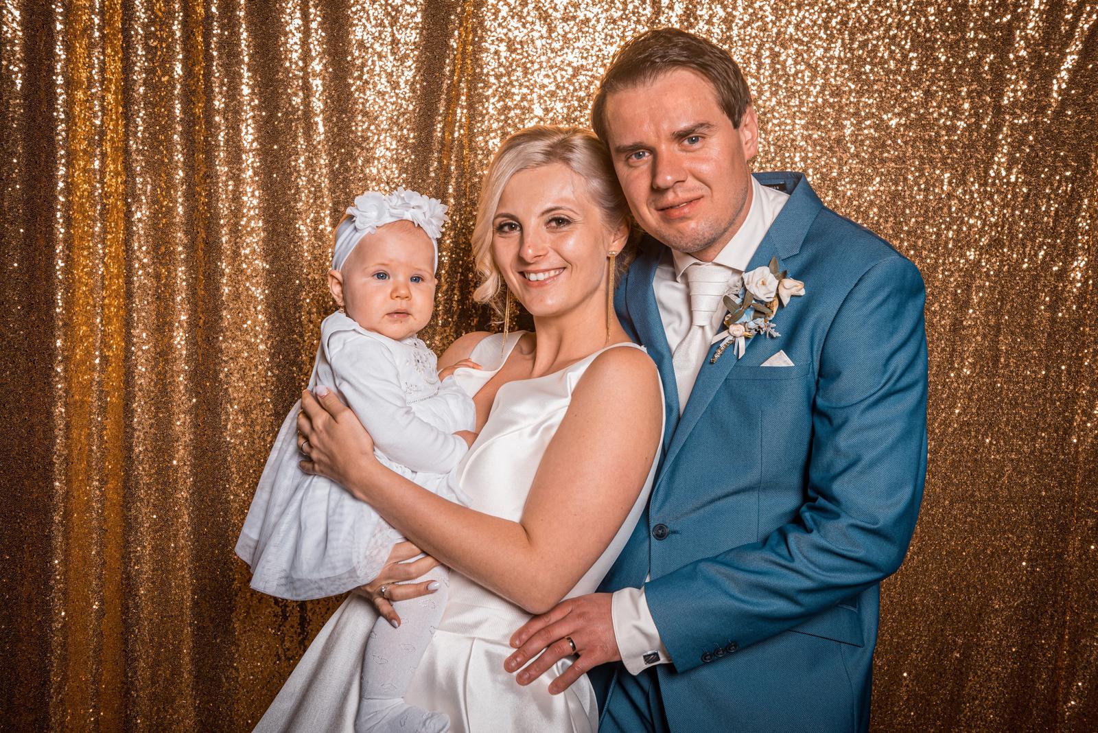 Svatební fotokoutek (s tiskem na místě i bez) - Obrázek č. 12