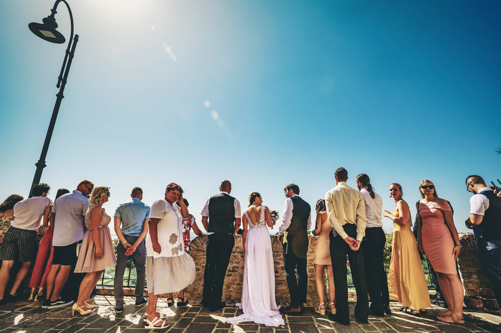 Romantická svatba v Itálii - Obrázek č. 2