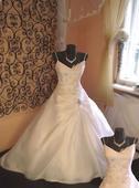 Svatební šaty St. Patrick + kabátek, 38