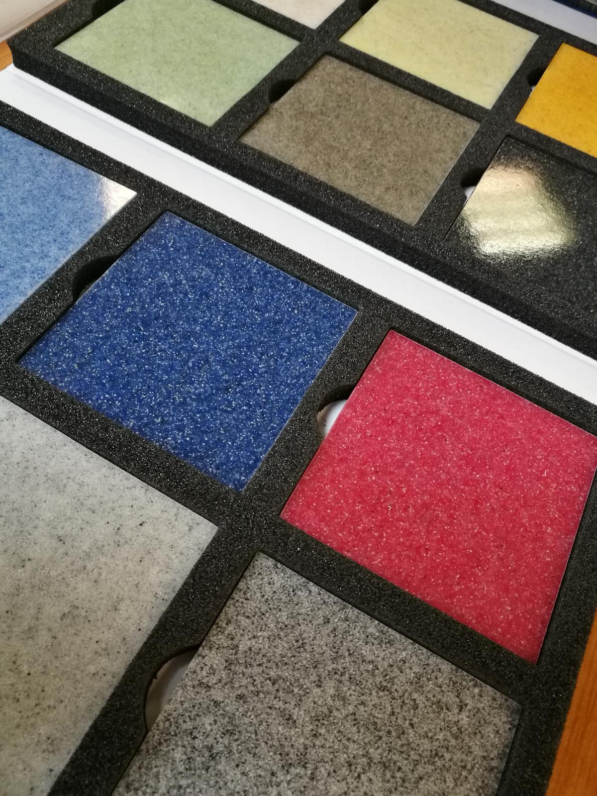 spolchemie - Epostyl Granit - designový materiál, vhodný pro moderní interiéry, bezespárové provedení podlah