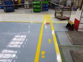 rekonstrukce podlahy materiálem EPOSTYL