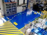 Průmyslová podlaha EPOSTYL